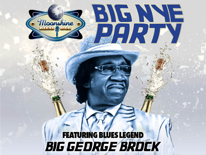 big george brock new year's eve party